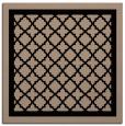 rug #841447   square beige borders rug