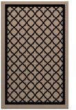 rug #841479 |  beige traditional rug