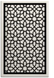 rug #842031    white borders rug