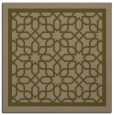 rug #854015 | square brown borders rug
