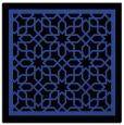 rug #854063   square black borders rug