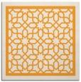 rug #854247   square light-orange geometry rug