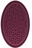 rug #854462 | oval popular rug