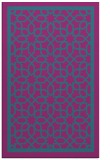 rug #854655 |  pink borders rug