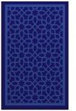 rug #854675    blue-violet popular rug