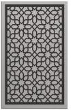rug #854775 |  orange borders rug