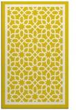 rug #854847    white borders rug