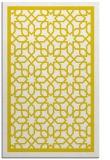 rug #854879 |  yellow borders rug