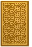 rug #854883 |  yellow borders rug