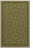 rug #854903 |  light-green borders rug