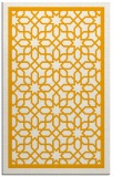 rug #854907 |  light-orange borders rug