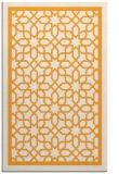 rug #854919 |  light-orange borders rug