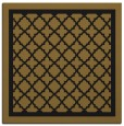 rug #857279 | square mid-brown rug