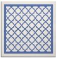 rug #857307 | square blue popular rug
