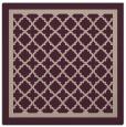 rug #857419 | square borders rug