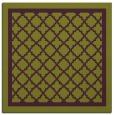 rug #857487 | square purple rug