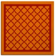 rug #857503   square red borders rug