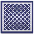 rug #857539   square blue traditional rug