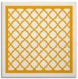 rug #857595   square light-orange geometry rug