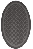 rug #857736 | oval traditional rug