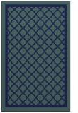 rug #857971 |  blue traditional rug