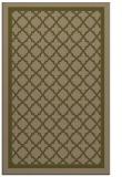 rug #858047 |  brown traditional rug