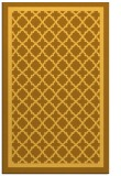 rug #858243 |  light-orange borders rug