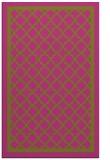 rug #858259 |  light-green borders rug