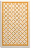 rug #858279 |  light-orange traditional rug