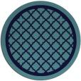 rug #858302 | round traditional rug