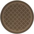 rug #858378 | round borders rug