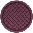 rug #858430   round borders rug