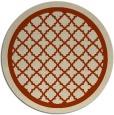 rug #858469 | round borders rug