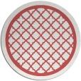 rug #858489 | round geometry rug