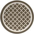 rug #858570 | round geometry rug