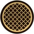 rug #858573   round borders rug