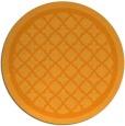 rug #858611   round light-orange traditional rug