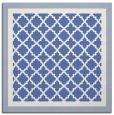 rug #862347   square blue popular rug