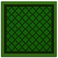 rug #862359 | square green traditional rug