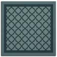 rug #862377 | square traditional rug