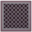 rug #862535 | square purple rug