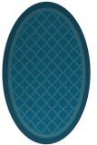 rug #862709 | oval borders rug