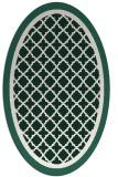 rug #862765   oval borders rug