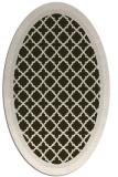 rug #862808 | oval geometry rug