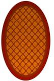 rug #862882 | oval popular rug