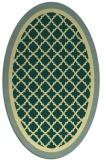 rug #862952 | oval popular rug