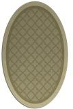 rug #862960 | oval borders rug