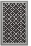 rug #863175    orange borders rug