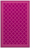 rug #863179 |  pink borders rug