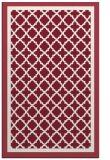 rug #863183 |  pink borders rug